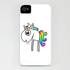 UNICORN iPhone (4, 4s) Slim Case