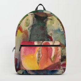 whimsical garden Backpack
