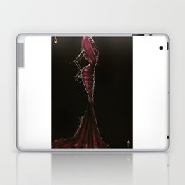 Azzedine. The king of hearts Laptop & iPad Skin