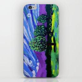 Three Trees iPhone Skin