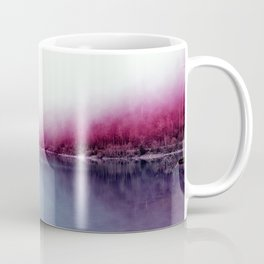Tree Tops on Fire Coffee Mug