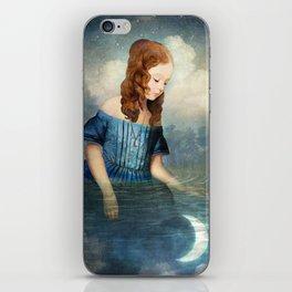 Drowned Moon iPhone Skin