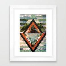 SKYE Framed Art Print