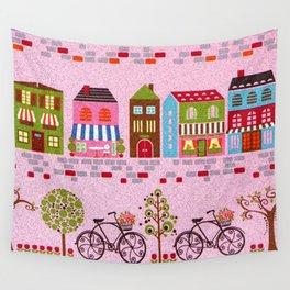 Pink Sugar Home Wall Tapestry
