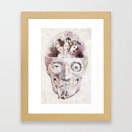Oddities Framed Art Print