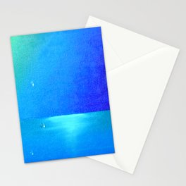 Ocean & Waterdrops / Oil Painting Stationery Cards