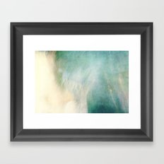 Waterfall ICM No 2 Framed Art Print