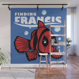 Finding Francis Wall Mural