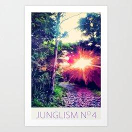 Jungle no.4 Art Print