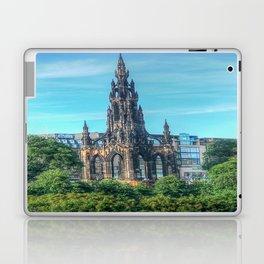 Scott Monument Laptop & iPad Skin