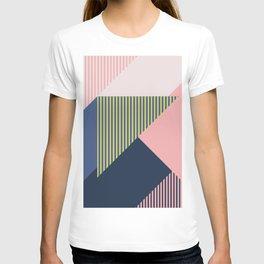 Color Blocking Minimal 1 T-shirt