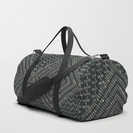 Black Assuit Duffle Bag