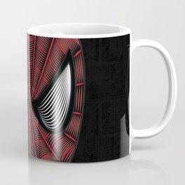 Spider Man Line Art By Kaydesign Coffee Mug
