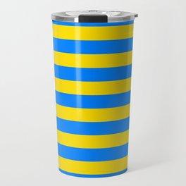 Palau Parma flag stripes Travel Mug