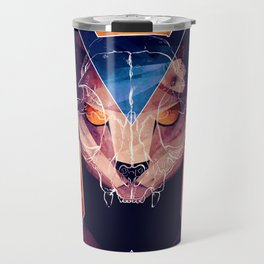 Bastet - Cat Goddess Travel Mug