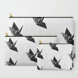 3crane (black) Carry-All Pouch