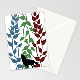 The Wolves of Mercy Falls Stationery Cards