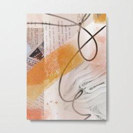 Love Notes Metal Print