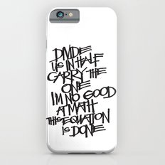 Divide Us Slim Case iPhone 6s