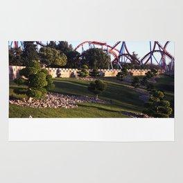 Roller Coaster Rug