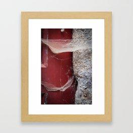 smooth halloween  Framed Art Print