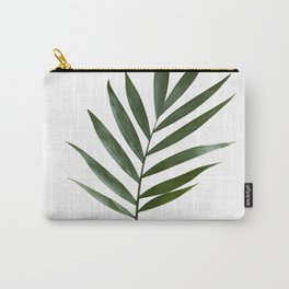 Plant Leaves Carry-All Pouch