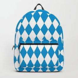 German Bavarian Pattern Oktoberfst Backpack