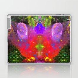 Cthulhu Starship Throne Laptop & iPad Skin