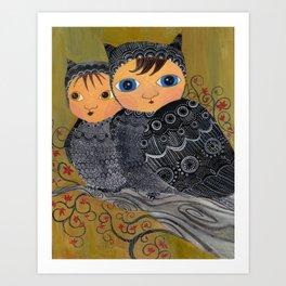 Eulemen Art Print