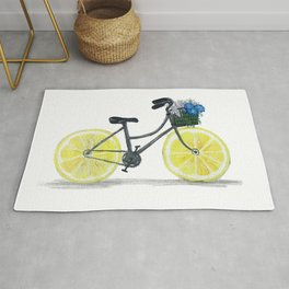 Citrus Cycle Rug