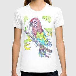 Scarlett Macaw T-shirt