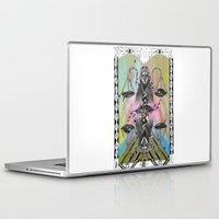 libra Laptop & iPad Skins featuring LIBRA by Caroline Vitelli GOODIES