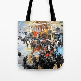 Tbilisi 4 Tote Bag