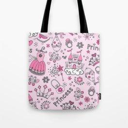 Barbie Princess Tote Bag