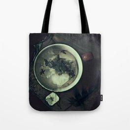 Tea & Ravens Tote Bag