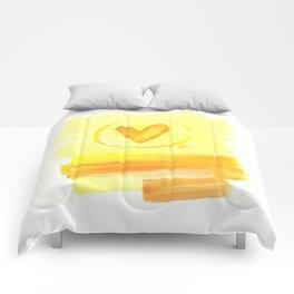 Prairie Love Comforters