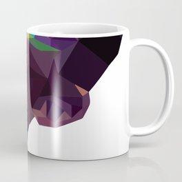 Mina - the Polygonal woman Coffee Mug