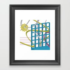 Complex Life Framed Art Print