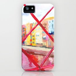 Girona, Spain iPhone Case