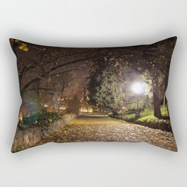LIFE, ALONG WAY Rectangular Pillow