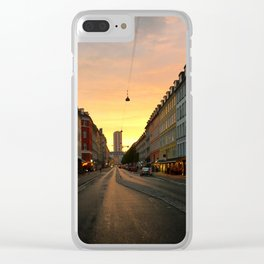 Another Great Day Clear iPhone Case