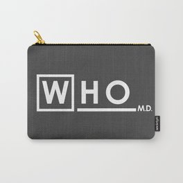 WHO MD Carry-All Pouch