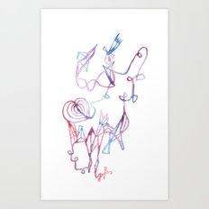 España Art Print