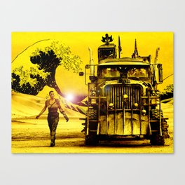 Furiosa - Mad Max Fury Road Canvas Print