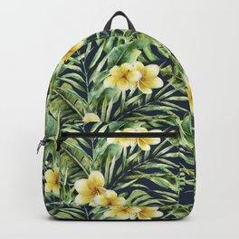 Jungle flowers Backpack