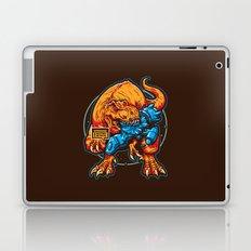 Warning! Betrayal! Laptop & iPad Skin