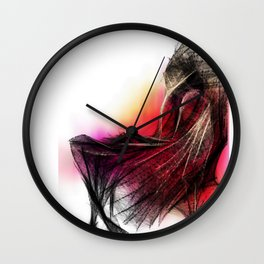 cool sketch 26 Wall Clock