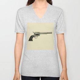 Revolver Unisex V-Neck