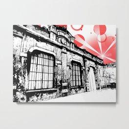 Milangeles Metal Print