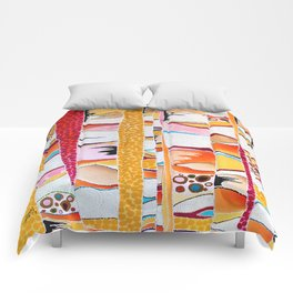 Marmalade Morning Comforters